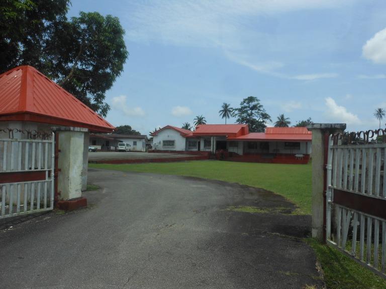 Obong's Palace